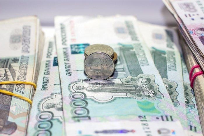 Рубль устремился за нефтью