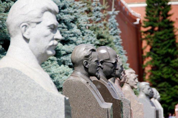 Путинский взгляд на советских вождей