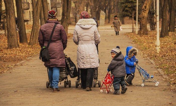 Граждане высказались о распределении обязанностей в семье