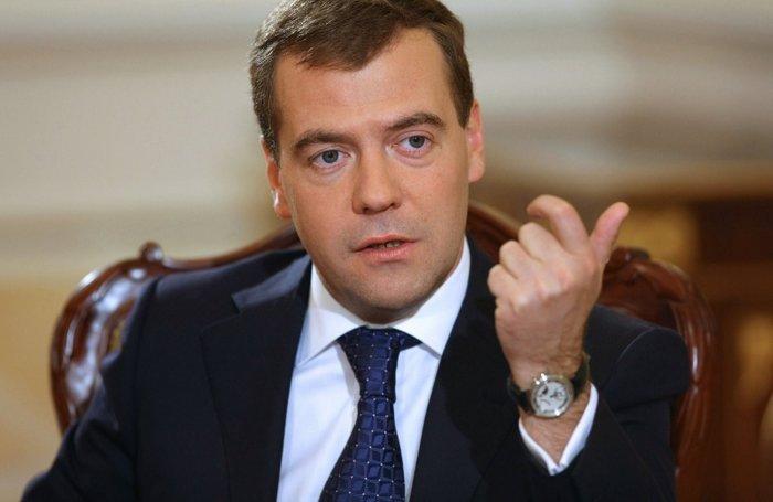Медведев обвинил США в желании похоронить «Северный поток-2»