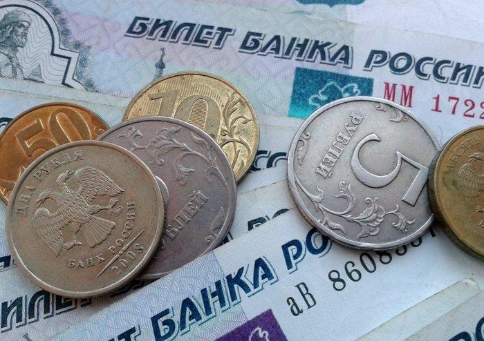 Рубль слабеет перед выходными