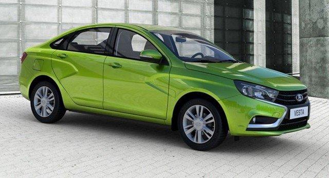 «АвтоВАЗ» начал выпуск двухтопливной LADA Vestа
