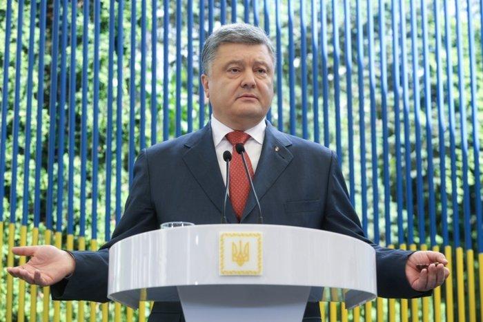 На Украине оценили возможность импичмента Порошенко