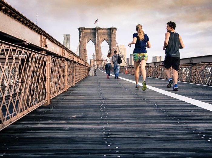 Физические упражнения в городе оказались бесполезными