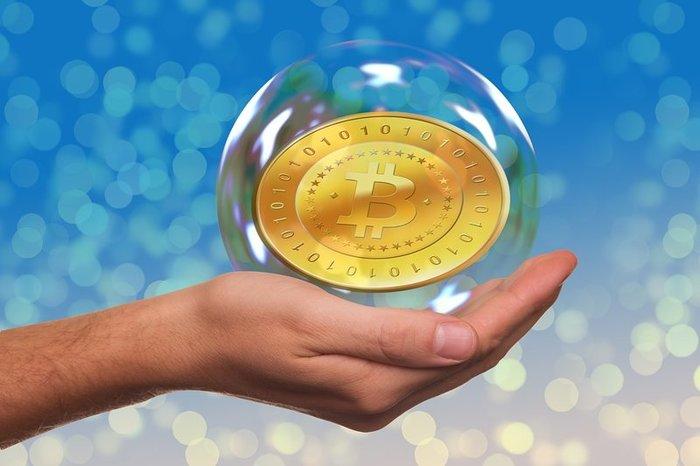 Пузырь криптовалют сдувается