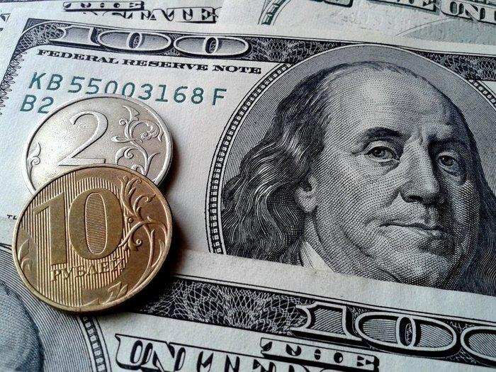Российская валюта слабеет