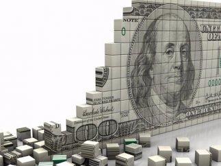 Доллар упал ниже 62 рублей