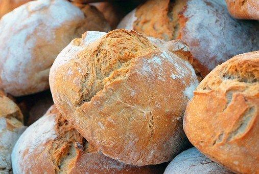 Регионы с самым качественным хлебом
