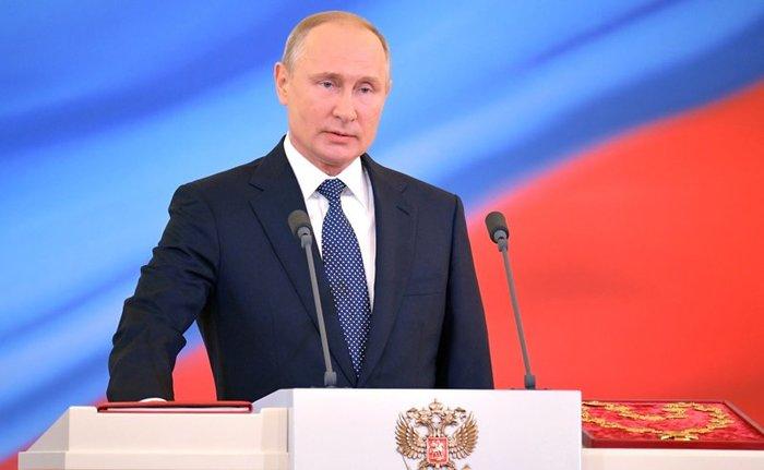 Путин пообещал России обеспеченное будущее