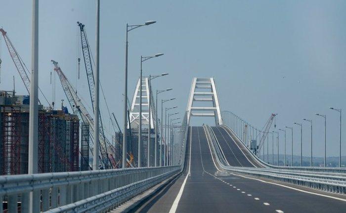 Раскрыты убытки Украины от Крымского моста
