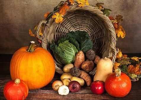 Самые полезные овощи для продления жизни