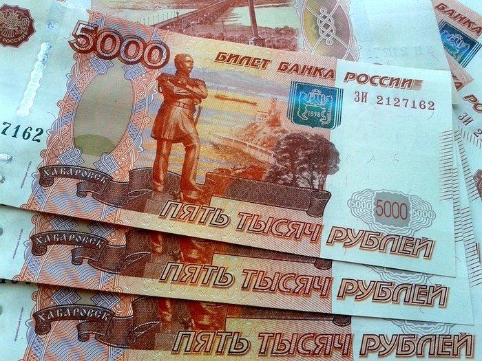 Курс рубля растет