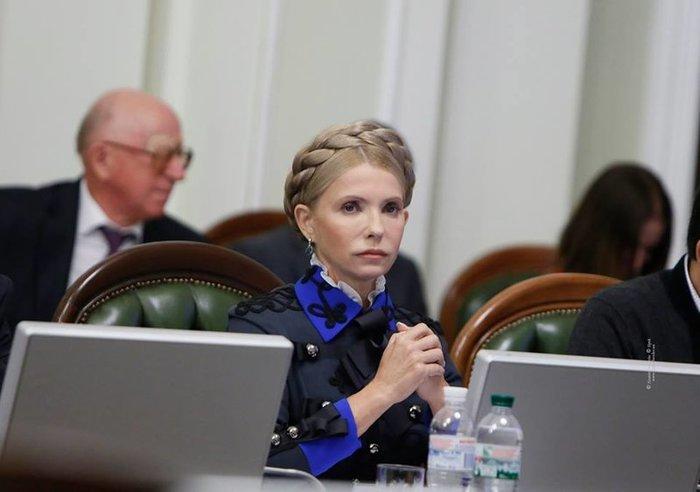 Президентский рейтинг Тимошенко резко вырос