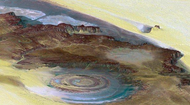 Раскрыта тайна появления кратера в Сибири