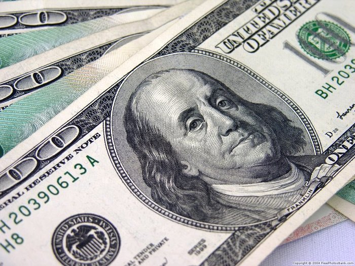 Курс доллара ушел ниже 68 рублей