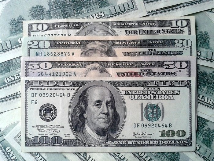 Курс доллара превысил 70 рублей
