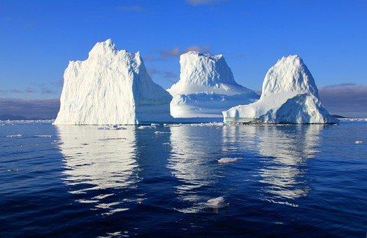 Замечено необъяснимое явление в Антарктиде