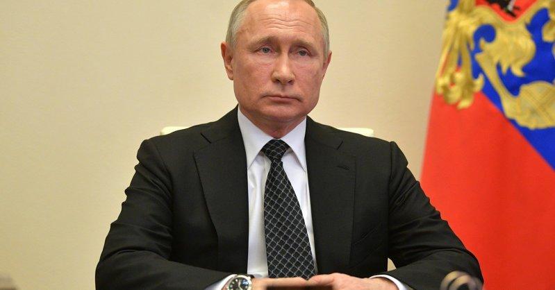 Путин пригрозил Украине прекращением транзита газа